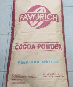 Hương thực phẩm- bột cacao tphcm