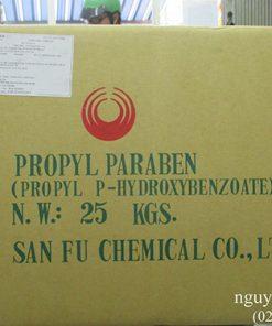 Chất bảo quản Propyl Parabben tphcm