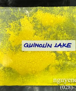 màu thực phẩm vàng quinolin lake