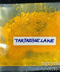 màu thực phẩm vàng tartrazine lake