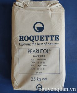 Mannitol Pearlitol Roquette